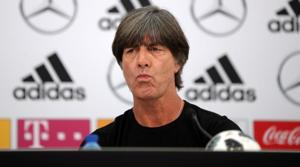 Germany coach Joachim Loew will keep his job following their debacle at the FIFA World Cup in Russia.(Reuters)