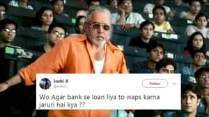 Vijay Mallaya has a question for the country's banks.(Twitter)