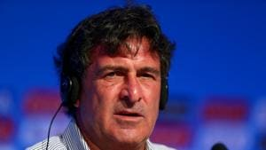 Mario Kempes, Argentina's star striker during their 1978 World Cup triumph, wants to coach the national team.(Getty Images)