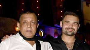 Mithun Chakraborty's son was set to get married on Saturday.