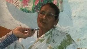 Kabutari Devi.(HT Photo)