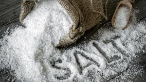 You should not have more than 2,300mg of sodium in a day, say health experts.(Shutterstock)