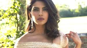 Priyanka Chopra just nailed the sheer trend with her latest outfit that's gauzy, feminine and delicately pretty. (Instagram)