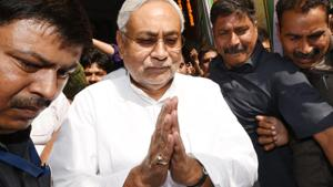 The nod to the proposed amendments was given at a meeting of the state cabinet chaired by chief minister Nitish Kumar late on Wednesday evening.(Arvind Yadav/HT Photo)