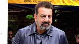 Sanju had Ranbir Kapoor playing Bollywood actor Sanjay Dutt.(PTI)