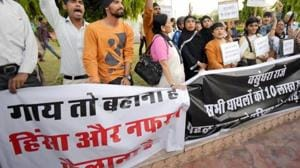 The latest incident of the alleged lynching of a Muslim man in Rajasthan's Alwar has once again put the spotlight on the district that falls in the Mewat region.(PTI File)