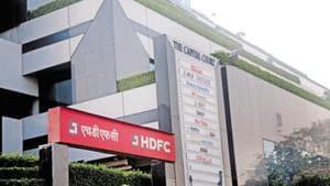 01 February, 2013, New Delhi : HDFC home loan office, near Palam Marg Munirka in New Delhi. Photo By Pradeep Gaur/ Mint(Pradeep Gaur/ Mint)