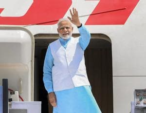 Rwanda is the first stop in Prime Minister Narendra Modi's five-day, three-nation tour of Africa which begins Monday.(PTI)