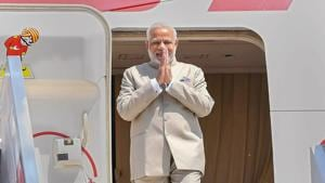 The Prime Minister also said India will open 18 new embassies, taking the total number of the country's missions in Africa to 47.(PTI Photo)