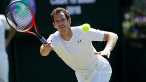 Andy Murray pulled out of this year's Wimbledon saying his right hip was still not ready for the demands of a Grand Slam.(REUTERS)