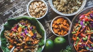 The Portfolio plant-based diet can reduce LDL cholesterol levels and safeguard you from heart disease.(Shutterstock)