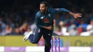 Adil Rashid was a surprise call-up for the England squad for the first Test against India.(AFP)