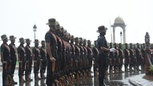 The standing counsel for the Delhi government replied that the defence ministry was building a National War Memorial at India Gate to honour those who have laid down their lives for the country since Independence.(HT/Photo for representation)