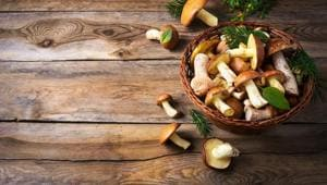 Benefits of mushrooms: A versatile superfood loaded with vitamins, mushrooms promote a healthy immune system and boost your weight loss efforts.(Shutterstock)