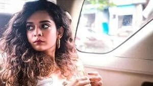 Mithila Palkar shot to fame with a viral YouTube video.(Instagram)