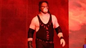 Kane made his debut for WWE in 1997.(WWE)