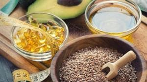 Flaxseed oil is good for your heart, digestion and weight loss plans.(Shutterstock)