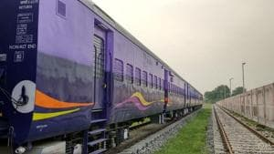 There has been a long-standing demand from locals to run a day train between Haldwani and Dehradun.(HT)