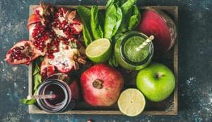 Detox foods can help in weight loss and relieve you of bloating.(Shutterstock)