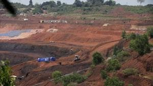 Mining leases in the state were renewed in 2014 after the Supreme Court lifted a ban it had imposed in 2012 over allegations of illegal mining.(HT/Photo for representation)