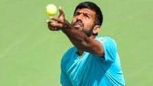 The decision to skip the Rogers Cup means that Rohan Bopanna will compete at the Asian Games 2018 without any competitive match since the Wimbledon Championships.(AFP)