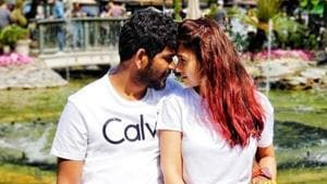 Vignesh Shivn and Nayanthara have reportedly been dating for more than two years.(Wikkiofficial/Instagram)