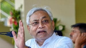 Bihar chief minister Nitish Kumar said those found guilty in the case would not be spared and called for a high court-monitored CBI investigation.(PTI File Photo)
