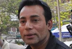Gangster Abu Salem , who is lodged at Taloja jail in Navi Mumbai, approached the high court after prison authorities rejected his plea for parole.(File photo)