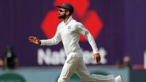 Cricket - England v India - First Test - Edgbaston, Birmingham, Britain - August 1, 2018 India's Virat Kohli celebrates after running out England's Joe Root Action Images via Reuters/Andrew Boyers(Action Images via Reuters)