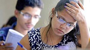 The Uttar Pradesh Madhyamik Shiksha Parishad (UPMSP) has declared the high school or Class 10 Compartment/Improvement exam results 2018 on its official website.(HT file)