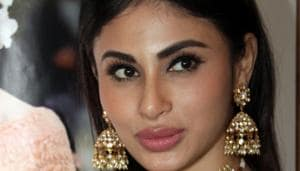 Mouni Roy plays the lead role in Akshay Kumar's Gold.(IANS)