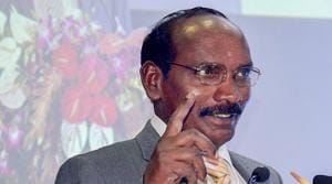 The plan to put an Indian into space, on its own, for the first time by 2022 will create as many as 15,000 jobs, Indian Space Research Organisation (ISRO) chairman K. Sivan said on Wednesday.(PTI File Photo)