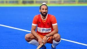 Bengaluru: Indian Hockey player Sardar Singh during a practice session ahead of Asian Games 2018, in Bengaluru on Friday, Aug 3, 2018.(PTI)
