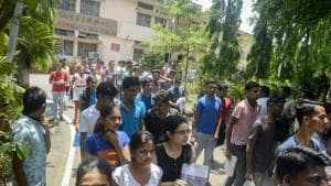 RBI Grade B Phase 1 Exam analysis: Each question had five options and one mark will be awarded for every correct answer while 0.25 marks deducted for every incorrect answer.(HT file)