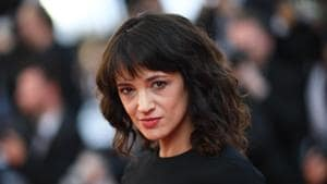 (File Photo) Italian actor Asia Argento, who became a leading figure in the #MeToo movement after accusing powerhouse producer Harvey Weinstein of rape, paid hush money to a man who claimed she sexually assaulted him when he was 17, The New York Times reported Sunday.(AFP)