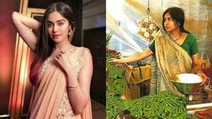 Adah Sharma's new role could require her to change her appearance so completely. (Instagram)