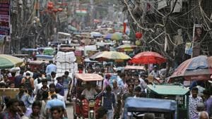 According to experts, India is expected to surpass China as the most populous country on the planet by 2024.(AP/Picture for representation)