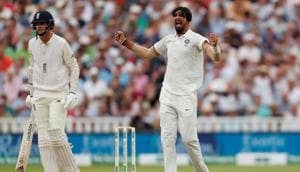 Ishant Sharma has led the Indian bowling attack beautifully in England.(Action Images via Reuters)