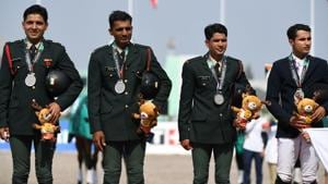 Asian Games 2018 medallist Ashish Malik calls for better promotion of equestrian in India