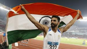 Asian Games 2018: Arpinder Singh jumps to triple jump gold