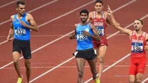 Asian Games 2018: Jinson Johnson claims gold; Chitra bags bronze in 1500m