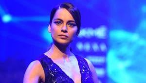 Kangana Ranaut will play Rani Laxmibai of Jhansi in Manikarnika.(AFP)