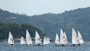 Asian Games: India wins one silver & two bronze in sailing