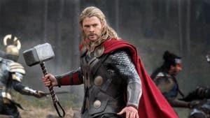 A still from Thor: The Dark World