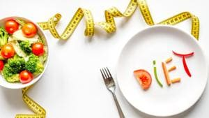 National Nutrition Week: Instead of opting for fad diets, you are better off eating a balanced meal and exercising for good health, fitness and weight loss.(Shutterstock)