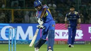 Sanju Samson is one among the eight players who have been fined. (FILE IMAGE)(NurPhoto via Getty Images)