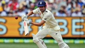 Alastair Cook will play his last Test against India at the Oval.(AFP)