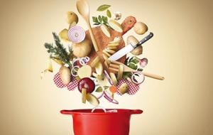 Lacking the ability to cook is, apparently, an equal opportunity offence(Istock)