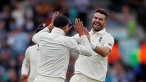 India vs England - Anderson, Stokes leave visitors reeling on day 2