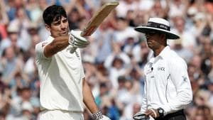 India vs England: Twitter pays tribute to Alastair Cook after farewell ton at The Oval